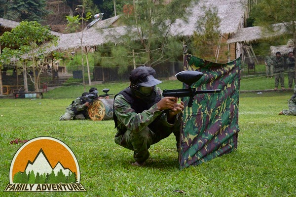 PAINTBALL - WAR GAME