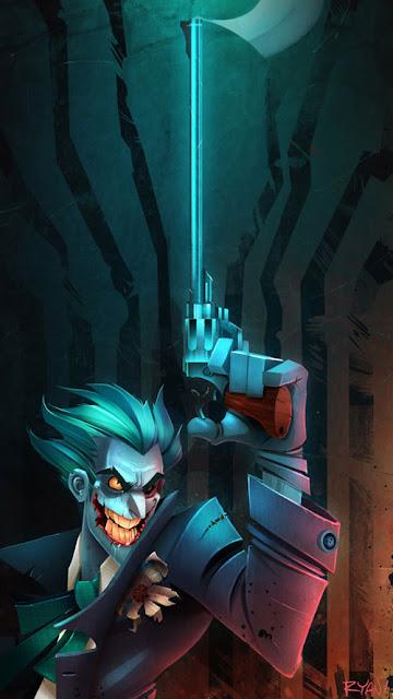 Ilustraciones del Joker 34