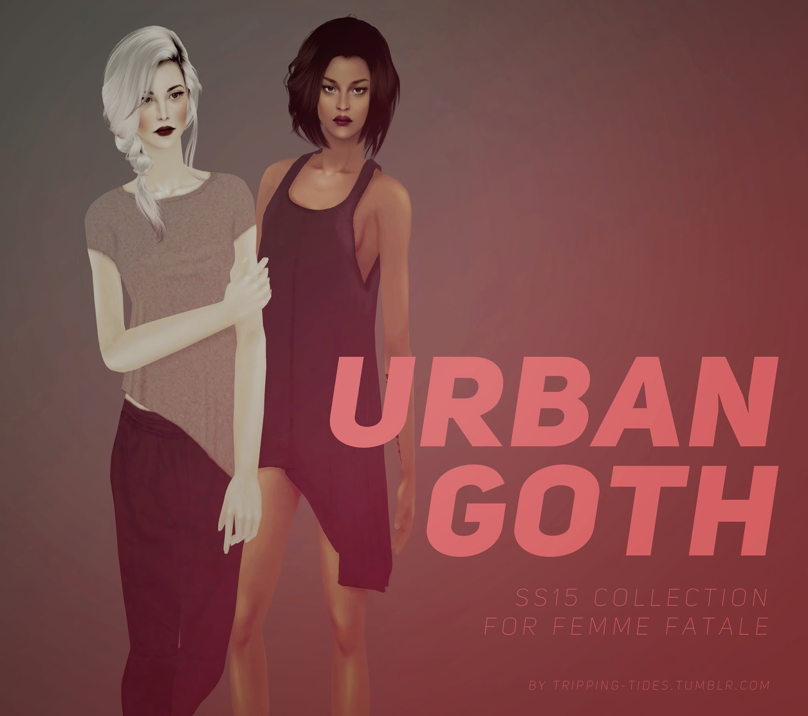 SS15 Collection URBAN GOTH