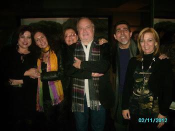 En la fiesta de inauguración del club Habana 5