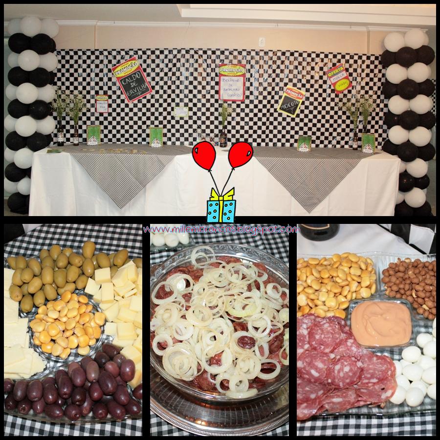 decoracao festa boteco personalizada:Garrafas personalizadas com o layout da festa.