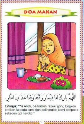Kumpulan doa-doa harian (bagian 1)