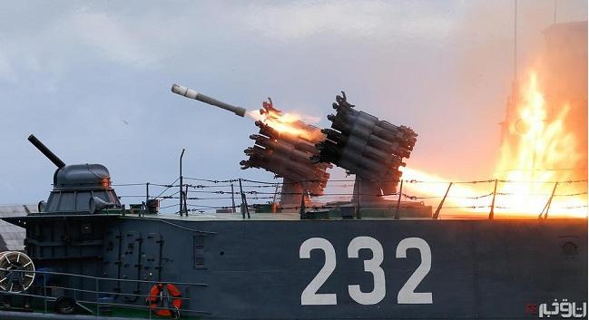 Ρωσική επίθεση με βαλλιστικούς πυραύλους στους τζιχαντιστές στην Συρία