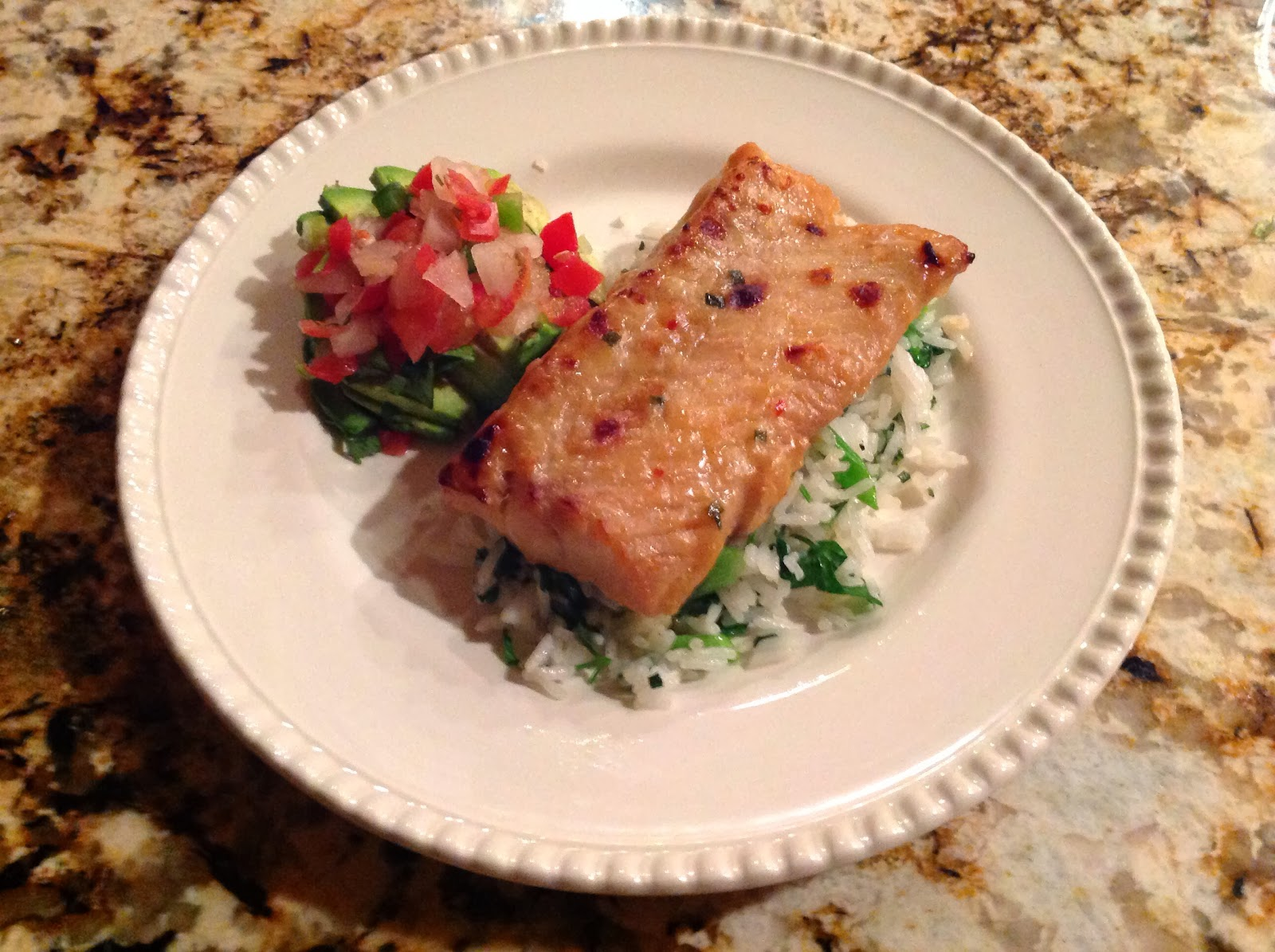 how to cook marinated cod fillets