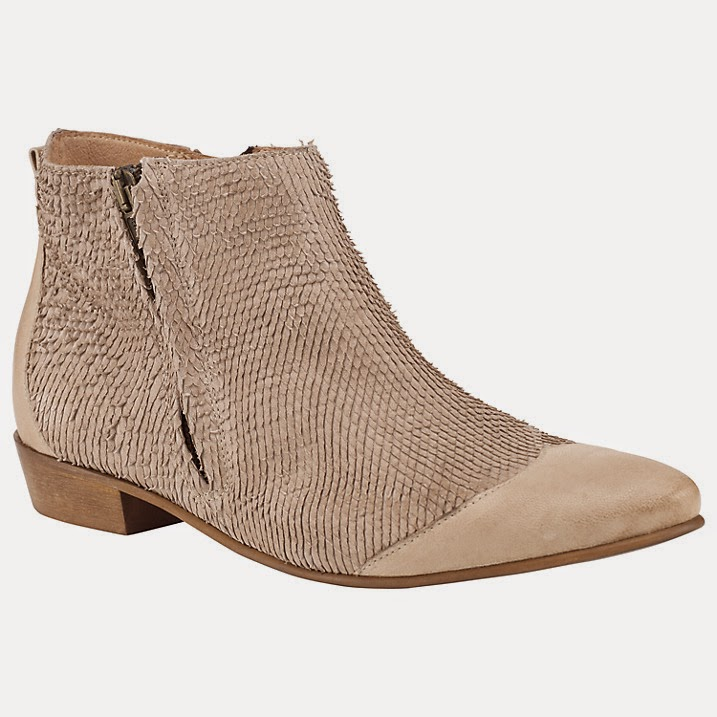 alice temperately ankle boots, cream ankle boots 2015,