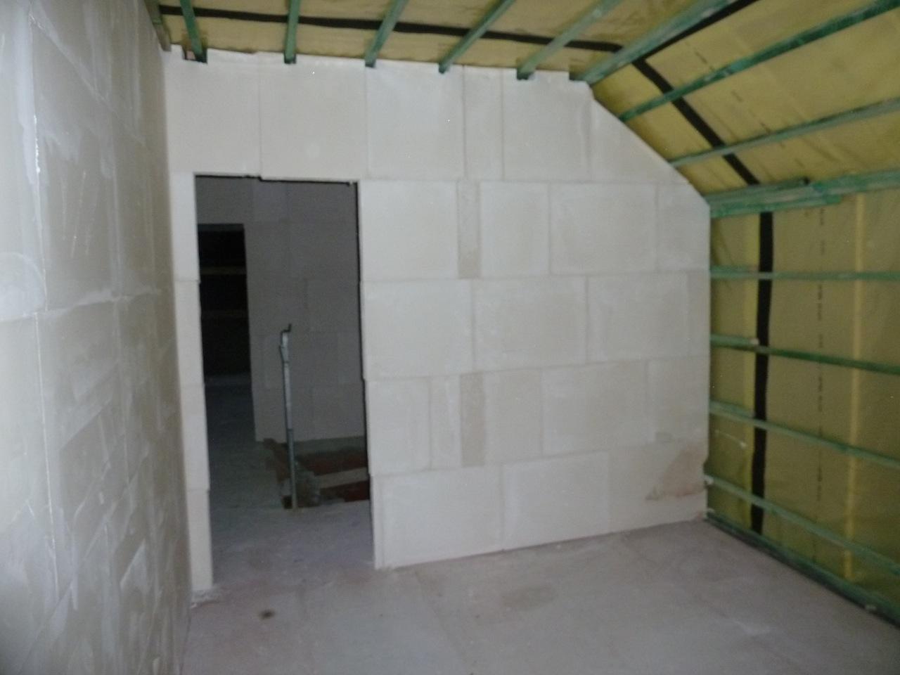 Salle De Bain Gyproc ~ la construction de notre maison