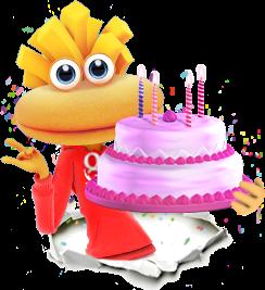 fêter son anniversaire chez Quick