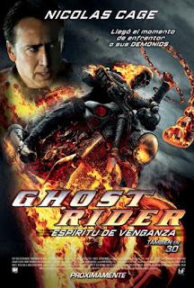 El Vengador Fantasma 2: Espíritu de Venganza / El Motorista Fantasma 2 / Ghost Rider 2