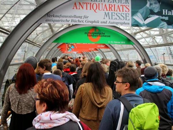 Mein Besuch auf der Leipziger Buchmesse - Tag 2