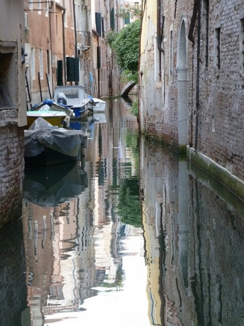 Reflections of Venice, Italy | TheVillaHunter.com