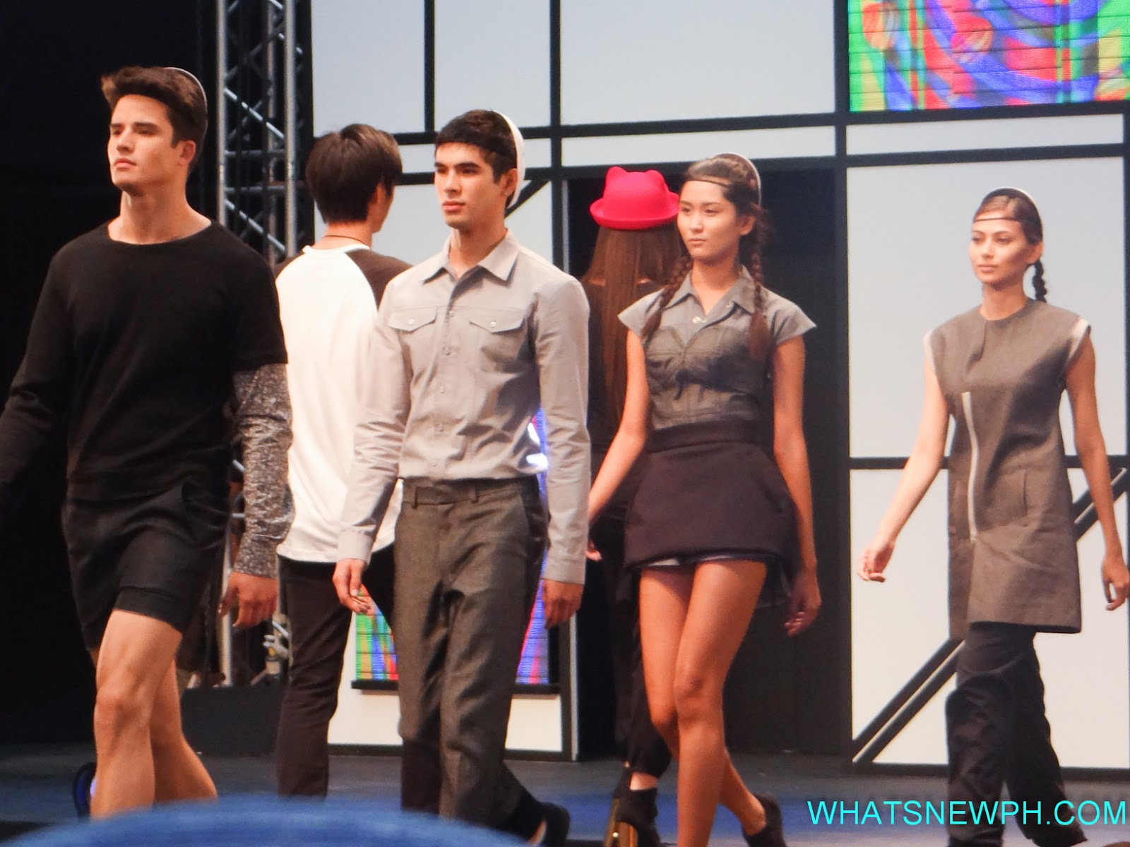 YOUNG HEARTS RUN FREE: Philippine Fashion Week Spring ...