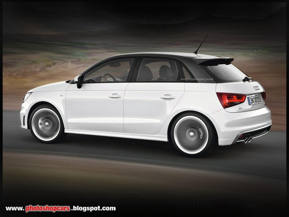 Novo Audi A1 Sportback 2012