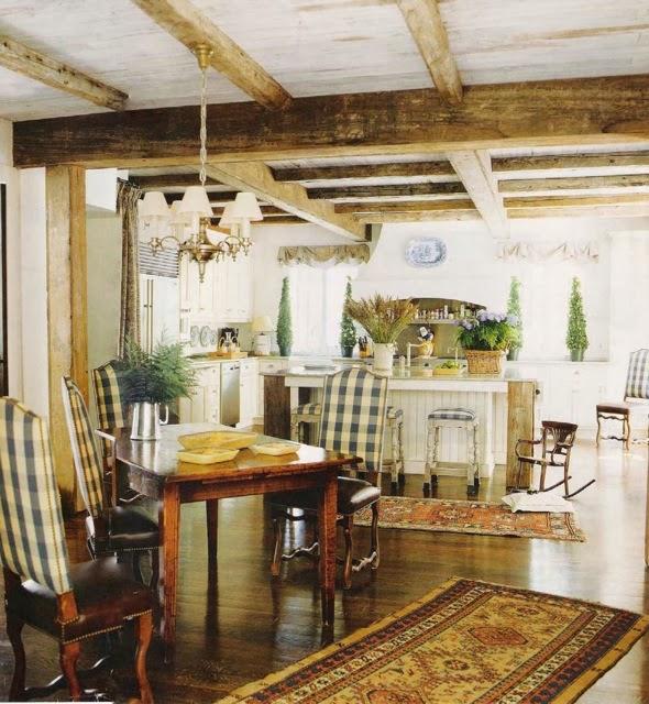 TARA DILLARD: Interior Design: Dan Carithers