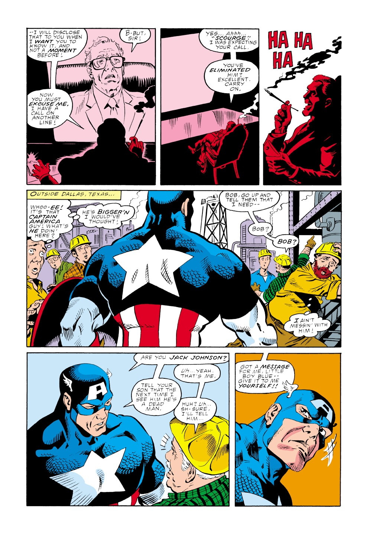 Captain America (1968) Issue #347 #277 - English 15
