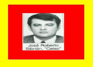 Comandante Jose Roberto Sibrian-Celso-  ! FPLFM GPP-GPL El Salvador Nuestras Montañas son las Masas