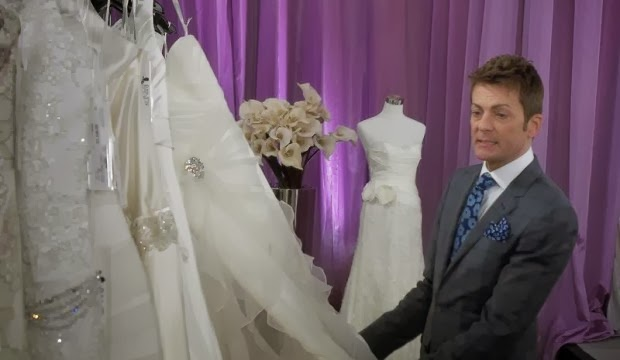 Vestido de novia argentina discovery h&h