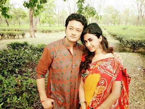 Sikkimese Actor Uttam Pradhan in Bengali Film 'Shristi'