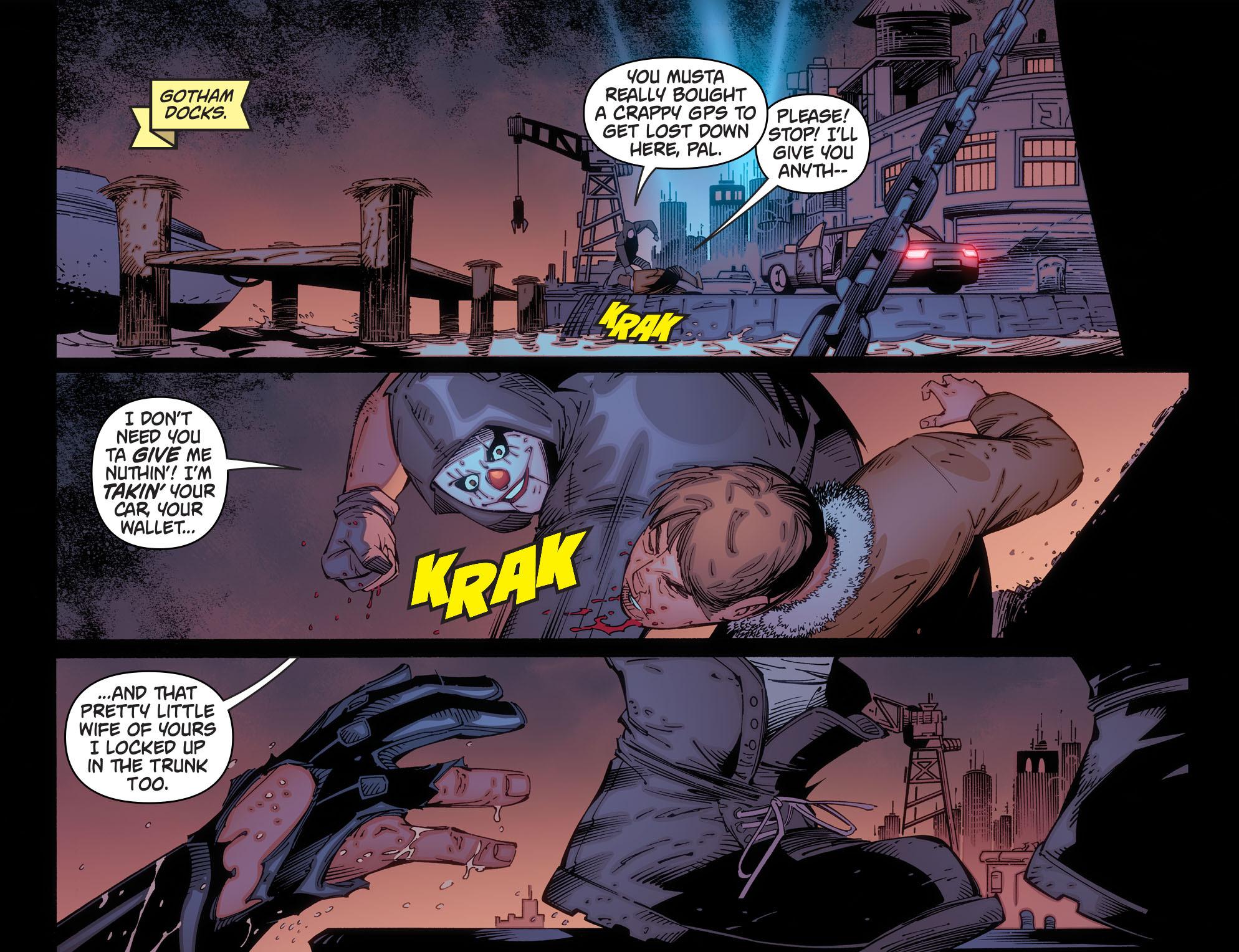 Batman: Arkham Knight [I] Issue #3 #5 - English 13