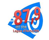 RÁDIO GT FM 87,9 A NOSSA RADIO