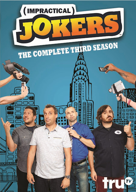 Impractical Jokers Season 3 DVD