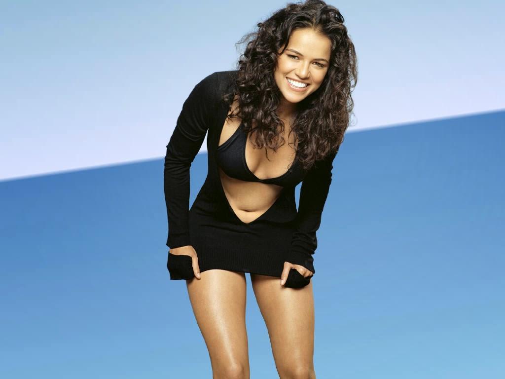 Michelle Rodriguez boobs