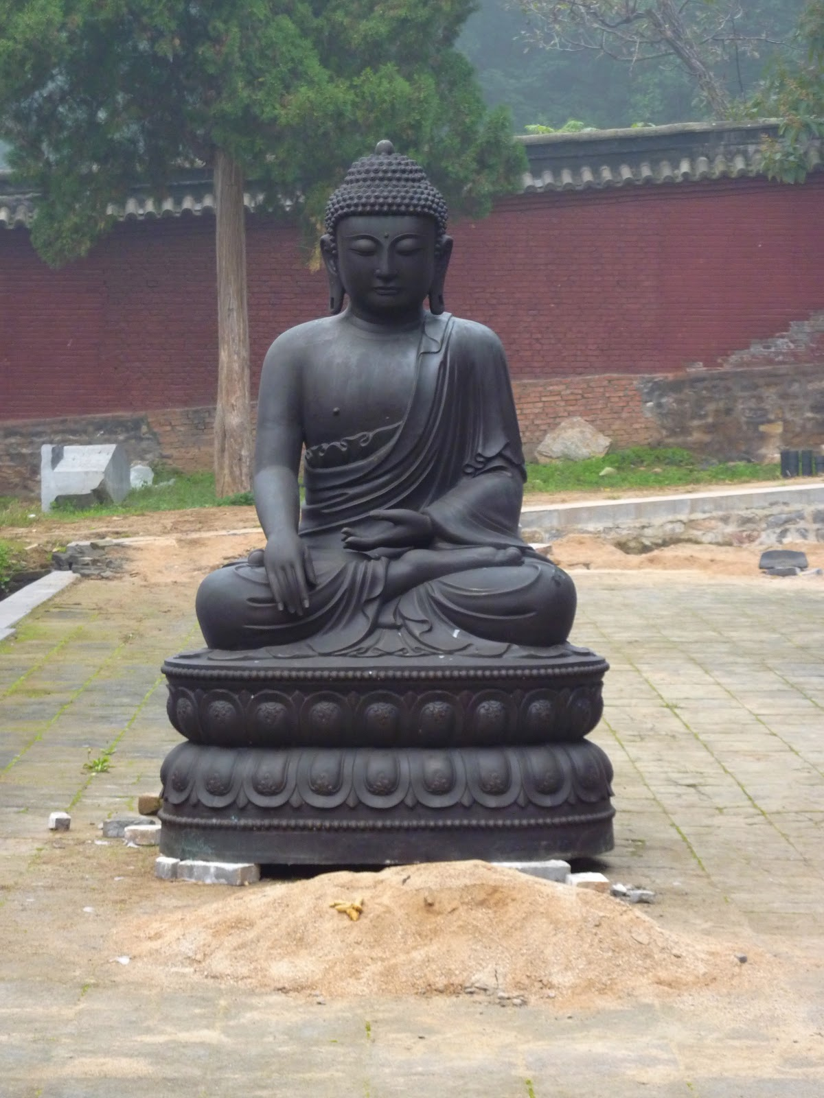 Shaolin Reflection