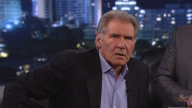 harrison ford shows he could still play han solo at jimmy kimmel. Cars Review. Best American Auto & Cars Review
