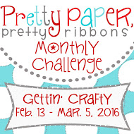 Link Up Your PPPR Gettin' Crafty Project HERE
