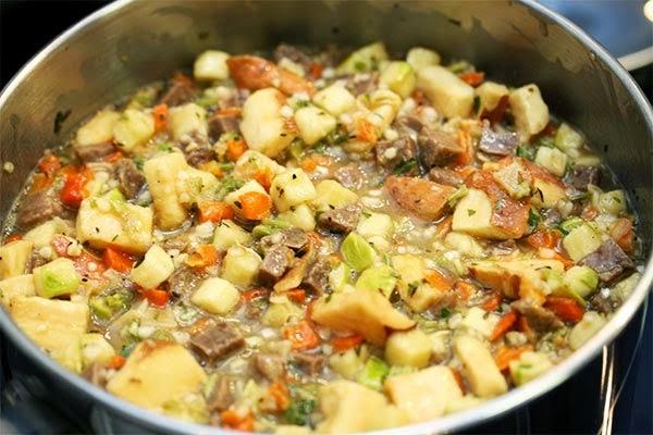 Stew-Simmering