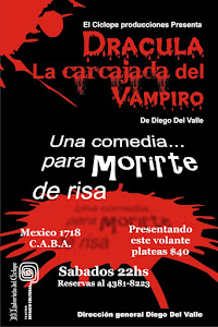 DRACULA (NO ESTA EN CARTEL ACTUALMENTE)