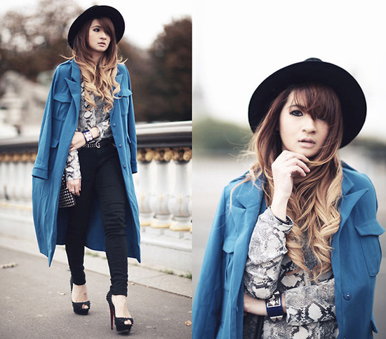 Anastasia Siantar - Brown Platform - Fashion Blogger Indonesia