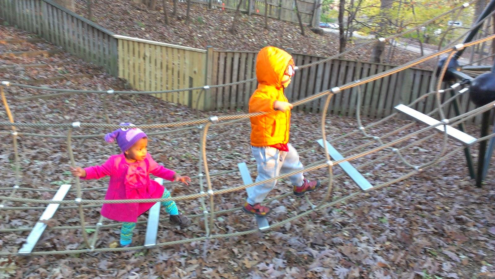 Preschool Playground Preschool playground power!