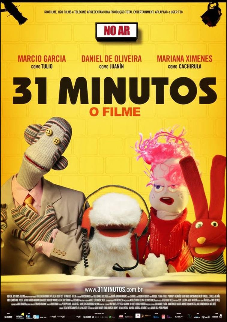 31 Minutos: O Filme – Dublado