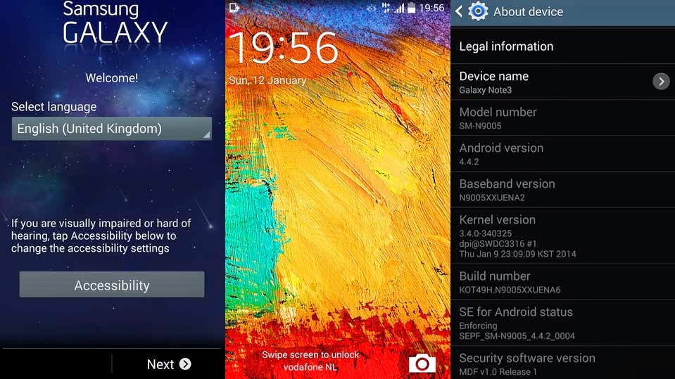 how to manually update android os to kitkat