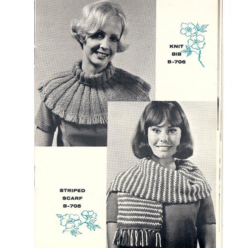 Vintage Knit Crochet Shop Talk Socks Mittens Accessories To Knit