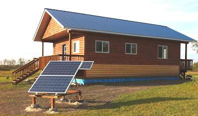 Stvital Cabin Solar