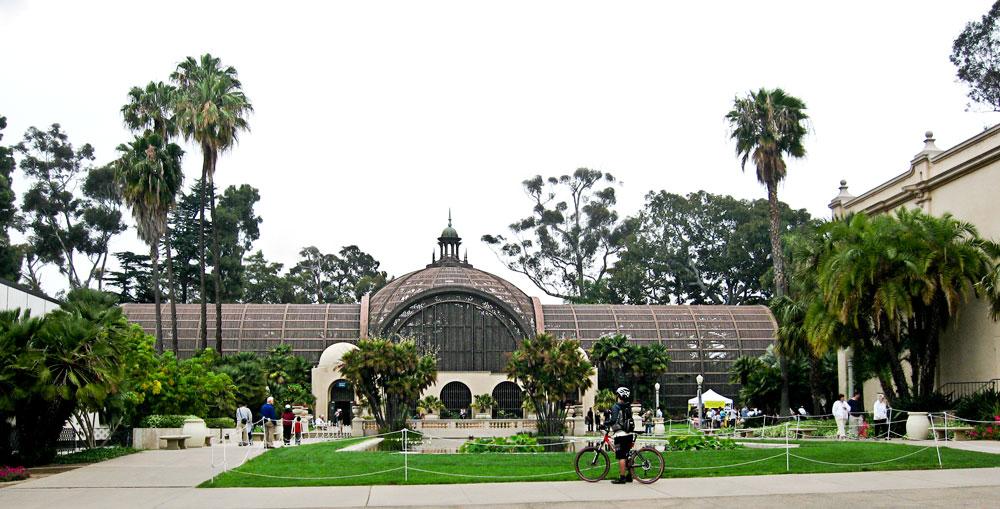 Balboa Park Botanical Gardens In San Diego Gardens To See