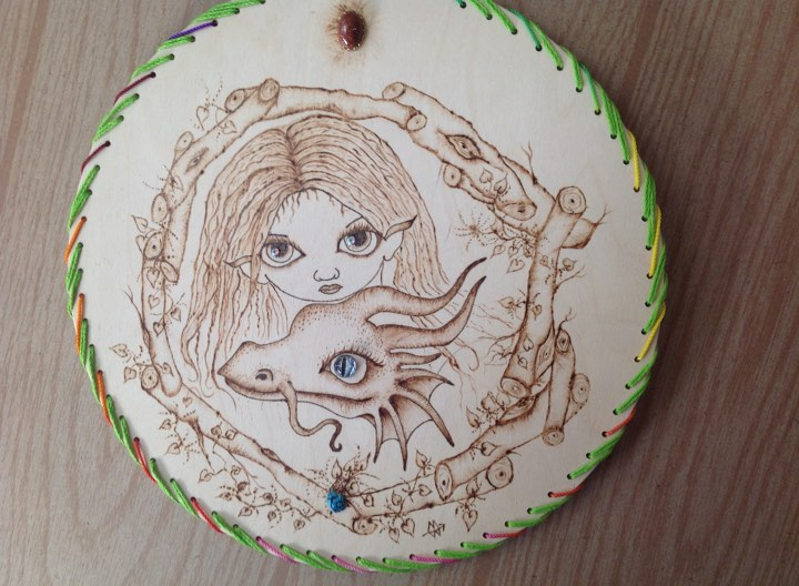 <b>Dragonwood.me - Pyrographic Art</b>