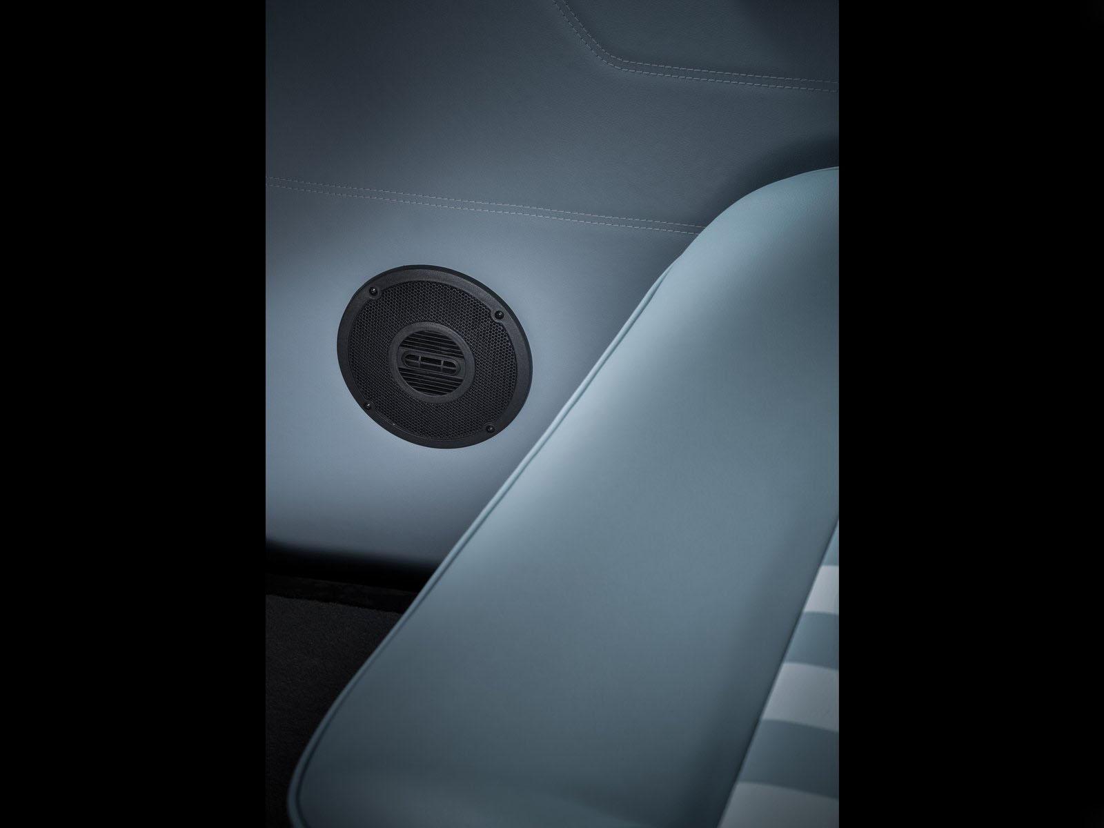 novo Volkswagen Kombi edição especial 2014 auto falante