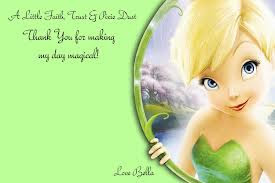 This Is Tinkerbell's Quote