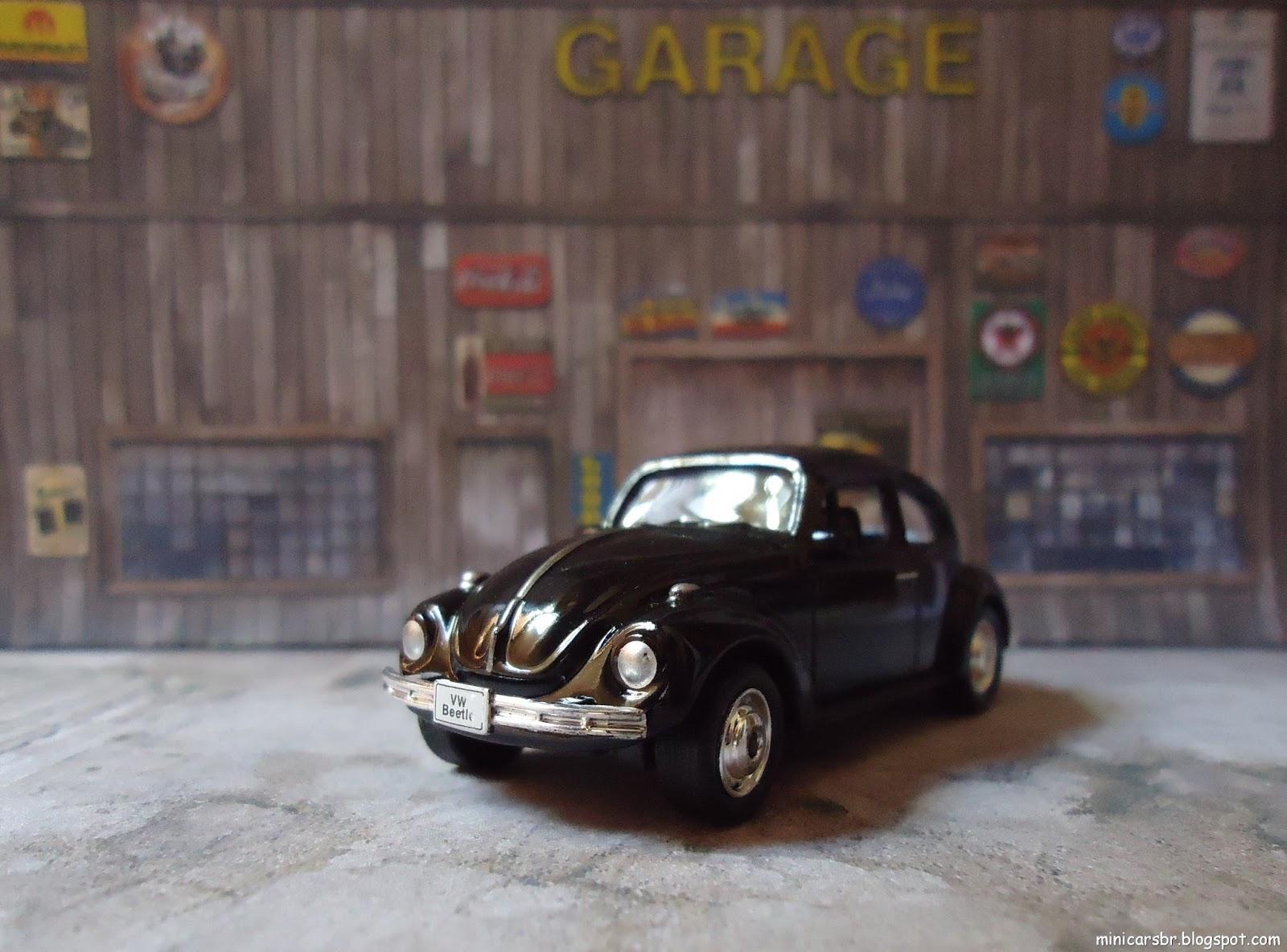 Minicarsbr garagem minicarsbr volkswagen fusca welly for Garage volkswagen marennes 17