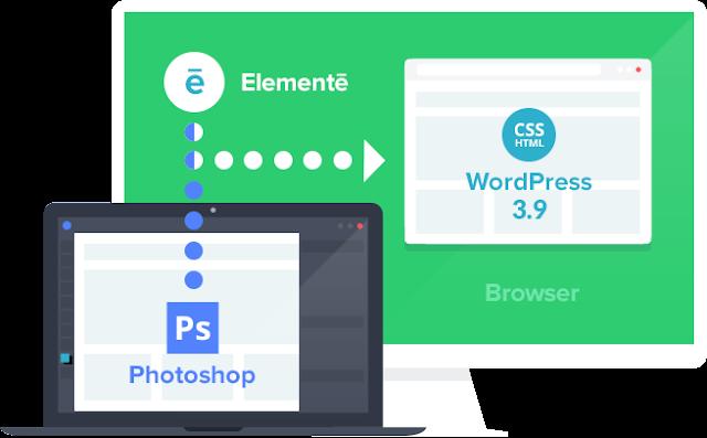 PSD to WordPress plugin