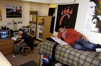 Siddall Dorm Room