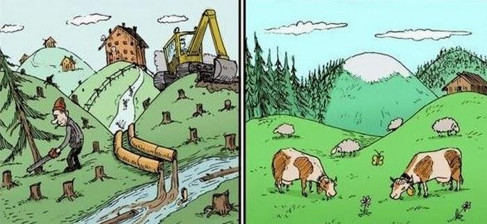 Спилить дерево? Да запросто.