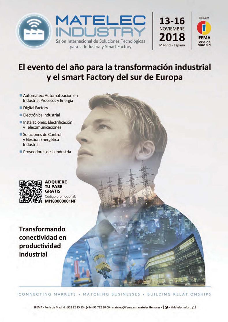 Jornada Automoción 4.0 | Matelec Industry | 13.11.2018