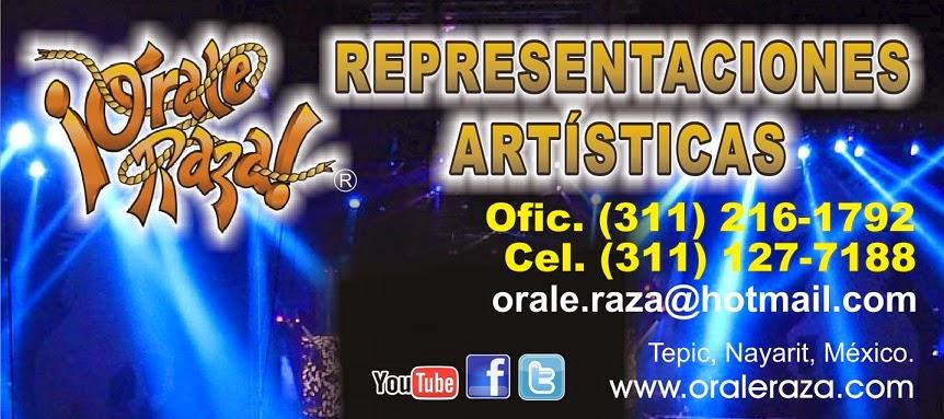 Representaciones Artísticas Órale Raza