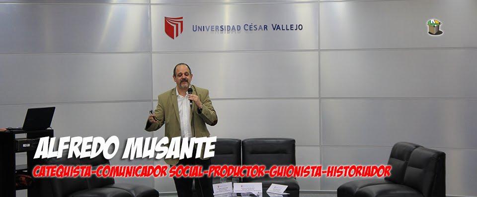 Blogspot Oficial de Alfredo Musante