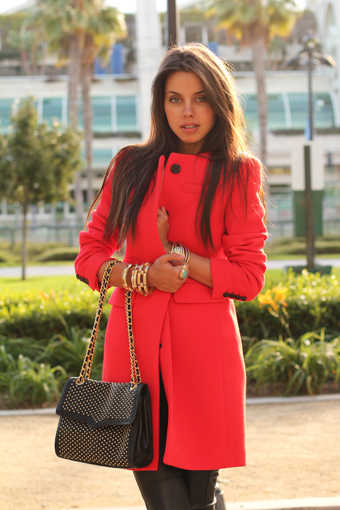 Vivaluxury Fashion Blog By Annabelle Fleur San Diego Diary Red Day