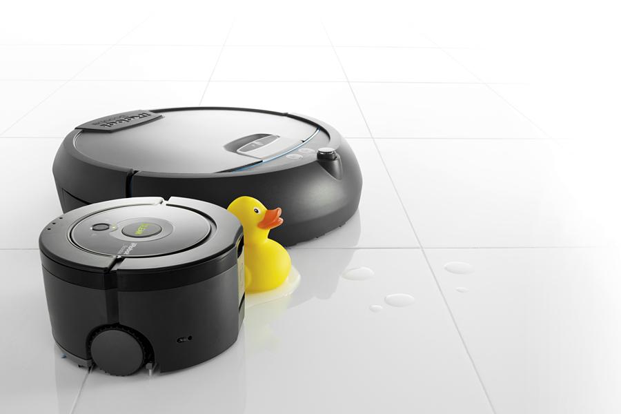 Robot aspirador mejor robot de limpieza - Robot de limpieza a vapor ...