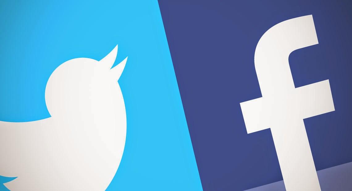 Facebook Twitter Social Media